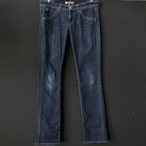 Hudson Jeans Style #W4022DHAStraight Leg Denim
